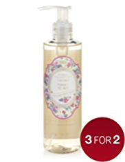 Floral Collection Vintage Forget-Me-Not Fragrant Hand Wash 250ml