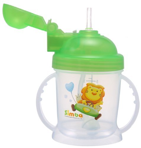 Green Sippy Cups