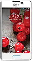 LG Optimus L5II Smartphone Android WiFi Bluetooth GPS Blanc