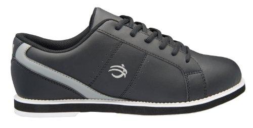 bsi s 752 bowling shoe black grey size 13 apparel
