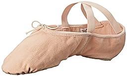 Bloch Dance Womens Zenith Ballet Flat, Pink, 4 B US