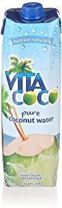 Vita Coco Coconut Water, 33.8 Ounce