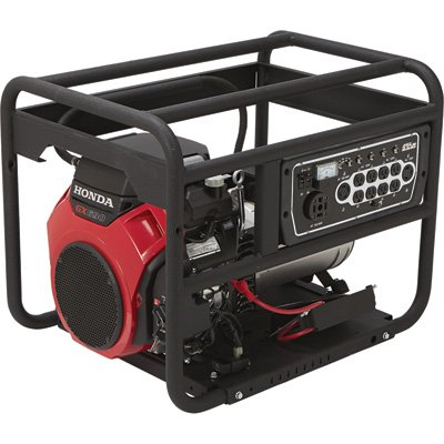 Northstar Dual Fuel Portable Generator With Electric Start - 13,000 Surge Watts, 12,150 Rated Watts, Epa And Carb Compliant, Model# 16955