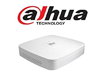 Dahua HDCVI 4 Channel HD DVR Hybrid with HDMI Port for Analog and HD-CVI CCTV at amazon