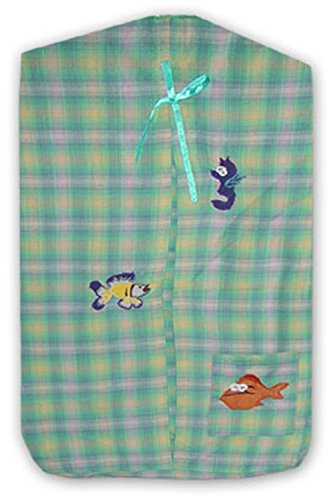 Patch Magic 12-Inch by 23-Inch Kids Aquarium Diaper Stacker