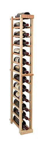 Vintner Series 13 Bottle Wine Rack Finish: Dark Walnut front-609754