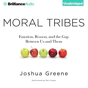 Moral Tribes Audiobook