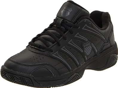 k swiss s grancourt ii tennis shoe black