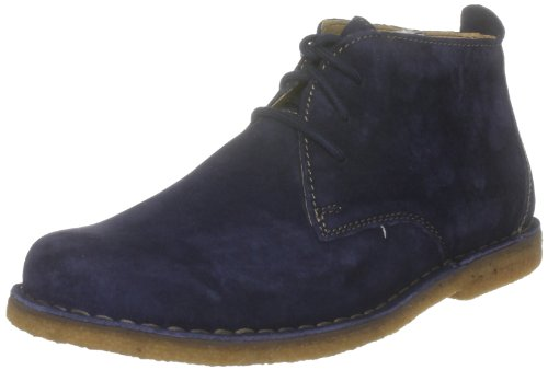 Hush Puppies Men's Desert Navy H12729360 9 UK