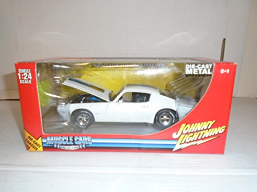 Johnny Lightning Muscle Cars Collection 1/24 scale 1970 Pontiac Firebird Trans AM Die Cast Metal (1970 Pontiac Trans Am compare prices)