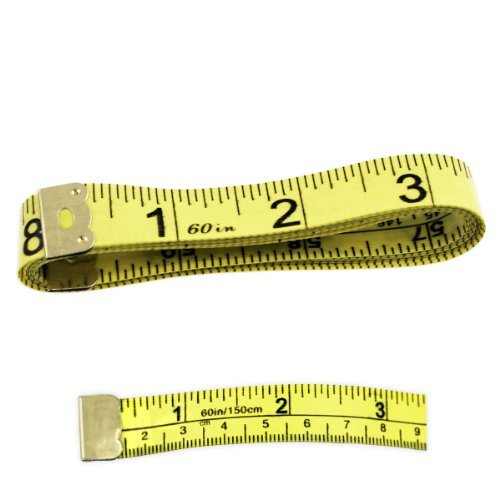 Why Should You Buy 6-Piece Value-Pack 60 Soft Fabric Tape Measures - Dual-Sided Standard & Metric