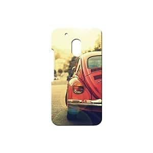 G-STAR Designer Printed Back case cover for Motorola Moto G4 Plus - G3664