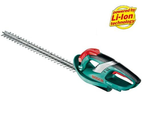 BOSCH AHS 52 LI 18v Cordless Electric Hedge Trimmer