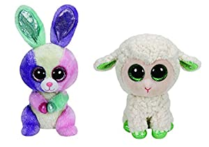 Ty Easter Beanie Boo Bloom And Lala Set from Ty