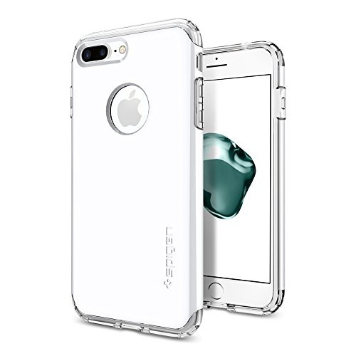 Spigen-Hybrid-Armor-iPhone-7-Plus-Case-with-Air-Cushion-Technology-and-Hybrid-Drop-Protection-for-iPhone-7-Plus-Jet-White