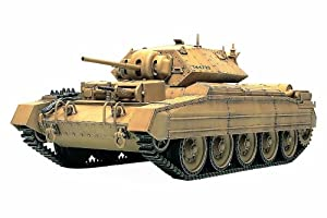Crusader Mk I/II Cruiser Tank 1/48 Tamiya