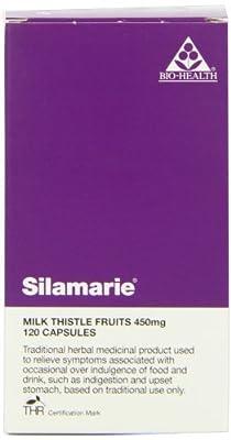 2 Pack of Bio Health Silamarie 400mg 120 Capsule from BIO-HEALTH