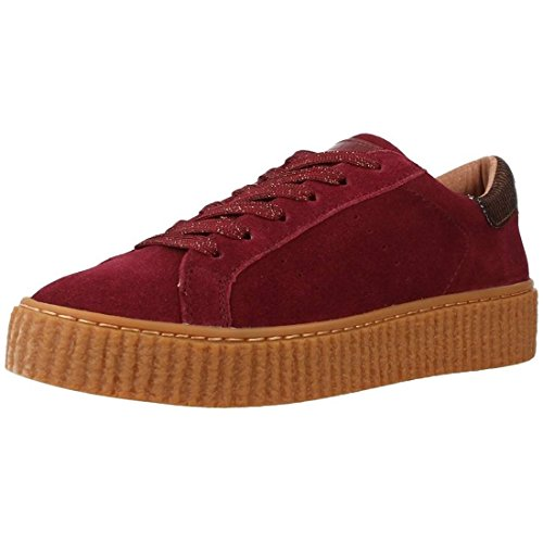no-name-picadilly-sneaker-bordeaux