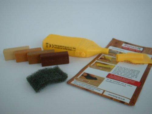 1 x Beige Stone Tan Ceramic & Vinyl Tiles Repair Kit M