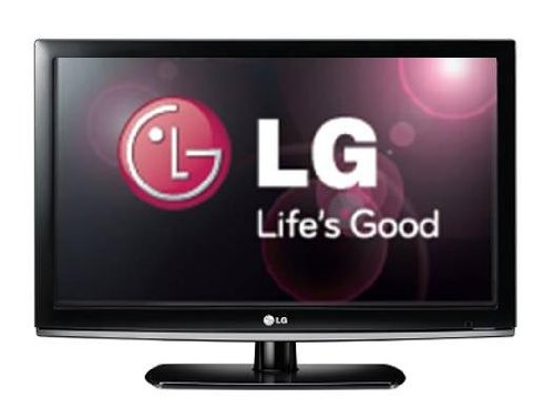 LG 26LK330U 26-inch Widescreen HD Ready LCD TV with Freeview