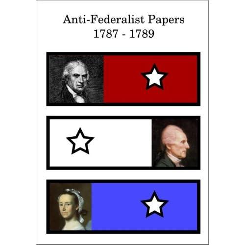 anti federalist essays