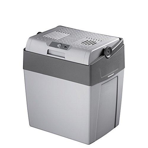 WAECO CoolFun SC30 Thermo Elektrische Kühlbox mit USB Anschluss und Heizfunktion Kabel, 12/230 Volt, 29 Liter