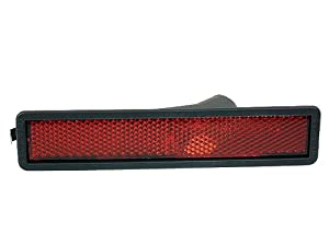 BMW e30 (85-93) Side Marker light Lens Rear GENUINE new OEM L=R reflector lamp