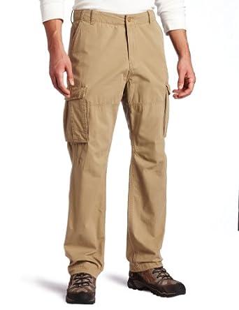 (清仓)Nautica Men's Ripstop Cargo Pant 诺帝卡工装多袋裤 $37.99