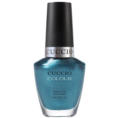 Cuccio Color Nail Polish, Fountains of Versailles, .43 Ounce