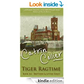 Tiger Ragtime (The Brothers and Lovers Series Book 6)