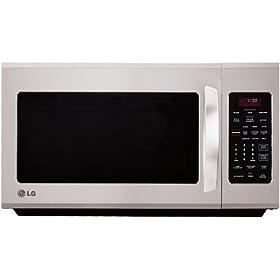LG OTR 2.0 CF 1100-Watt Microwave, SS