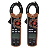 Southwire Tools & Equipment 22070T 1000A AC/DC TrueRMS Clamp Meter, Multimeter with 12 Functions (2) (Tamaño: 2)