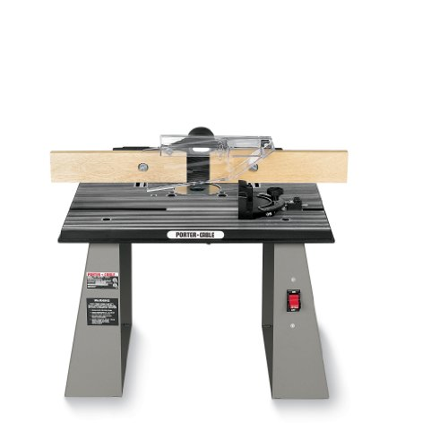 PORTER-CABLE 698 Bench Top Router Table (Cast Router Table compare prices)