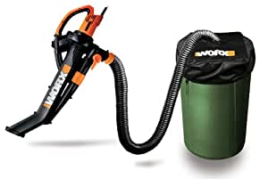 WORX WG504.1 Trivac Delux Combo Kit and Leaf Collection System (Discontinued by Manufacturer)