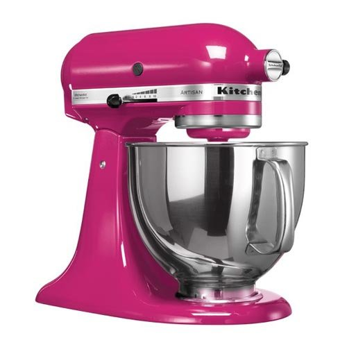 KitchenAid Artisan Mixer, Raspberry Ice