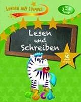 Lesen und Schreiben für 3- bis 4-Jährige...