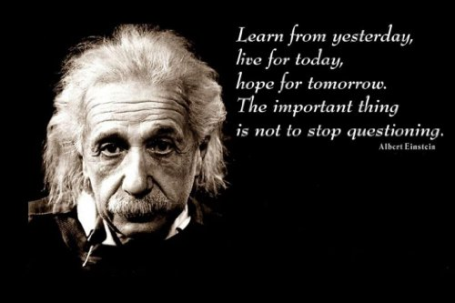 Albert Einstein Quotes Motivational