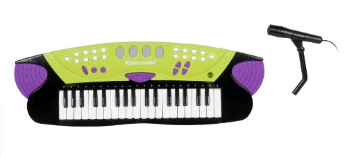 Kidztoyz Kawasaki  Key Musical Keyboard