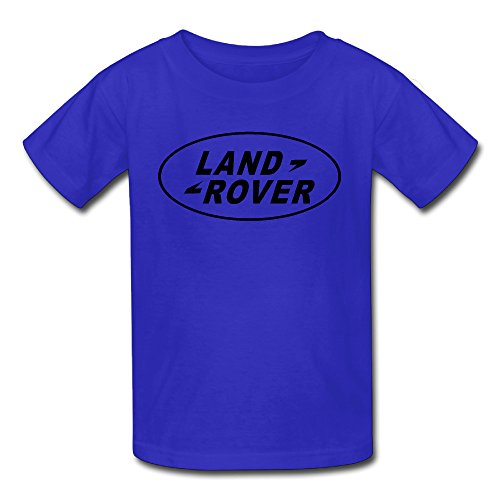 Land Rover Logo Baby T Shirt RoyalBlue (Land Rover Lifter compare prices)