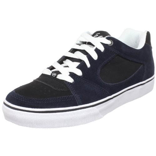 eS Men's Square One Skate Shoe,Navy/Black,8.5 M US