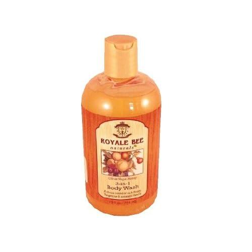 in 1 citrus Napa Honey Body Wash 12 oz (Compare to Burt's Bees