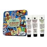 Kiehl's - Lip Balm #1 Set: Lip Balm #1 15ml/0.5oz + Lip Balm #1 Cranberry 15ml/0.5oz + Lip Balm #1 Pear 15ml/0.5oz - 3x15ml/0.5oz