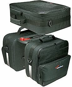 KlickFix bike panniers Travel bags GTA