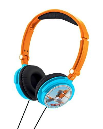 Lexibook Auriculares Estéreo, Diseño Planes (Hp010Pl)