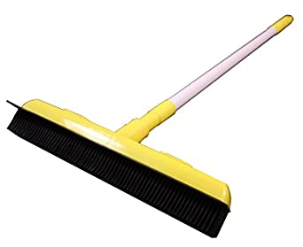 Squeegee Rubber Broom (Case of 4)