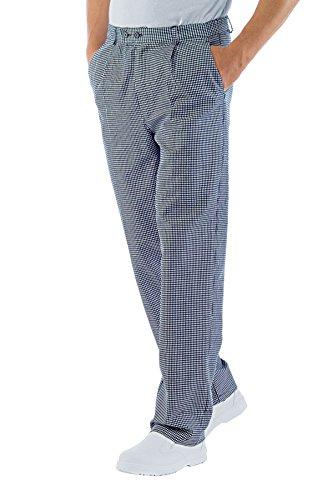 Isacco Pantalone Cuoco - Isacco Pied de Poule, Pied de Poule, 42, 100% Cotone