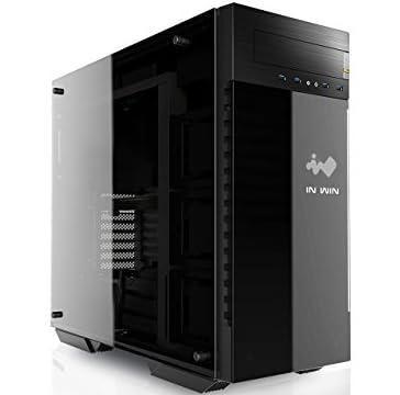 IN WIN IW-BXR148 Gray/Black フルタワーPCケース E-ATXマザーボード対応 IN WIN 509 グレー/ブラック
