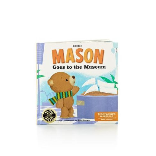 Hallmark Mason Goes to the Museum Book 3