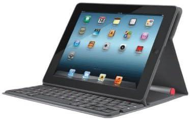 LOGICOOLソーラーキーボードフォリオ For iPad TK810CB