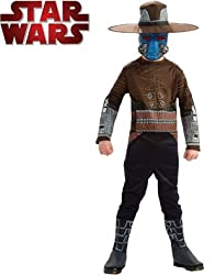 Child Star Wars Cad Bane Costume Boys Small 4-6